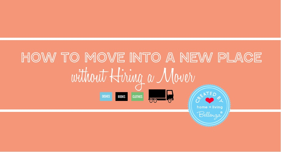 How to Move into a New Place without Hiring a Mover