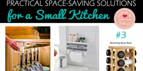 12 Practical Kitchen Products for an Efficient Small Kitchen