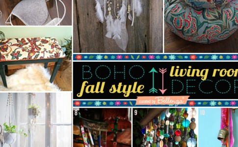 Stylish DIY Boho home decor