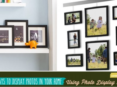 Solutions for Displaying Photos at Home