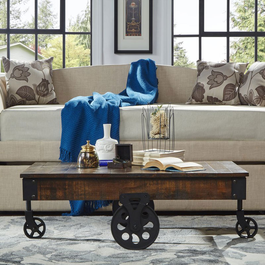 Mercury Row Sona Coffee Table via Wayfair