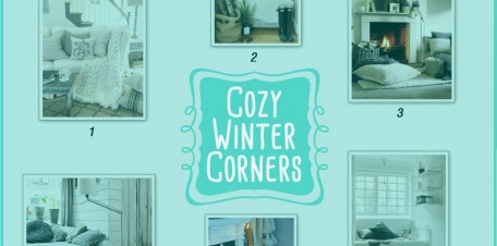 Warm winter corner