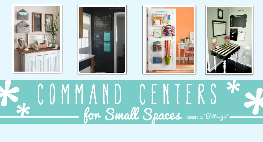 How to Create a Small Command Center at Home