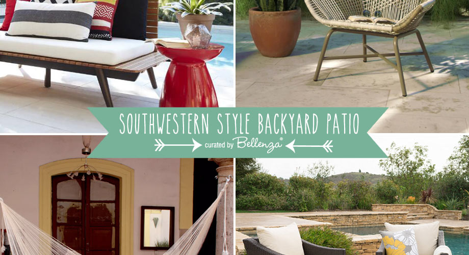 Inspiration for Your Own Desert Garden Backyard Getaway