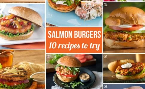 salmon-burger-recipes