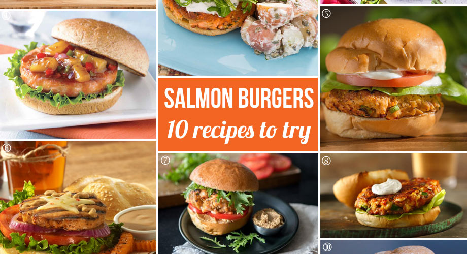 salmon-burger-recipes