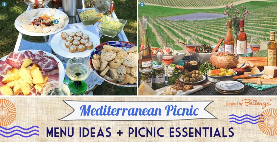 Remarkable Plan Your Dream Mediterranean Picnic Menu Ideas Picnic Interior Design Ideas Clesiryabchikinfo