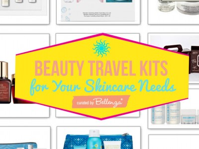 Beauty Travel Kits for Your Skincare Needs This Summer