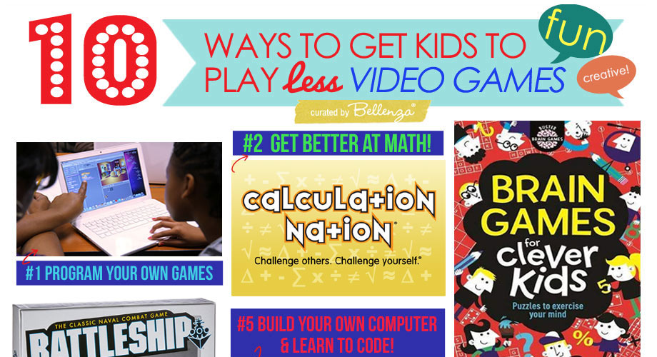 10 Educational Games And Activities To Get Your Kids To Play Less