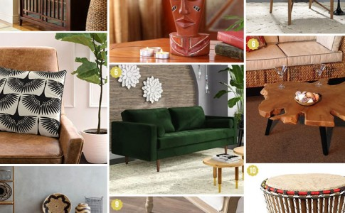 African American Styling Inspiration for the Home