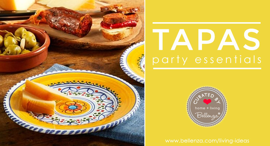 Tapas party essentials for easy entertaining