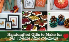 handmade gifts for the fall