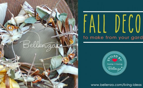 7 Fall Table Decorations You Can Make from Your Garden