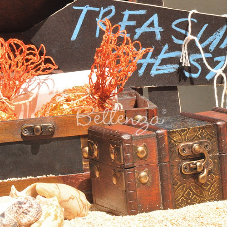 Tips for Setting Up a Nautical Scavenger Hunt Station by Bellenza