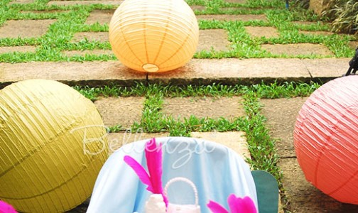 How to Plan an Easter Garden Birthday Party for Your Tween!