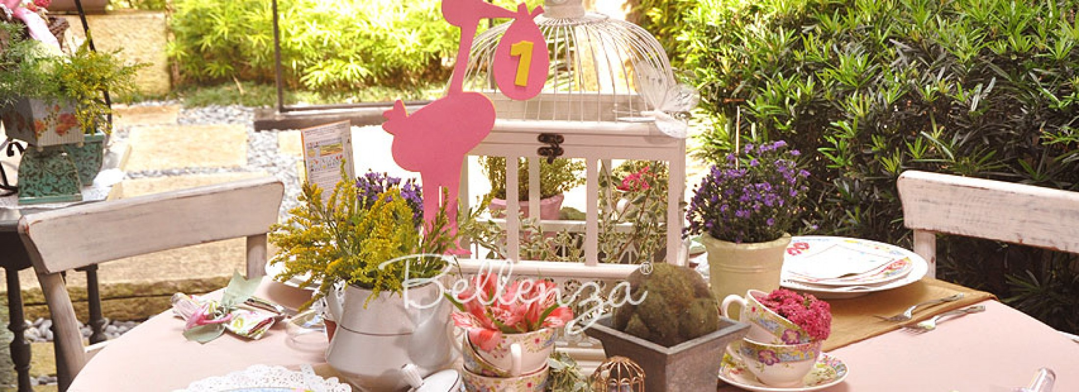 Spring Baby Shower with a Garden Theme Decorating Ideas Tips
