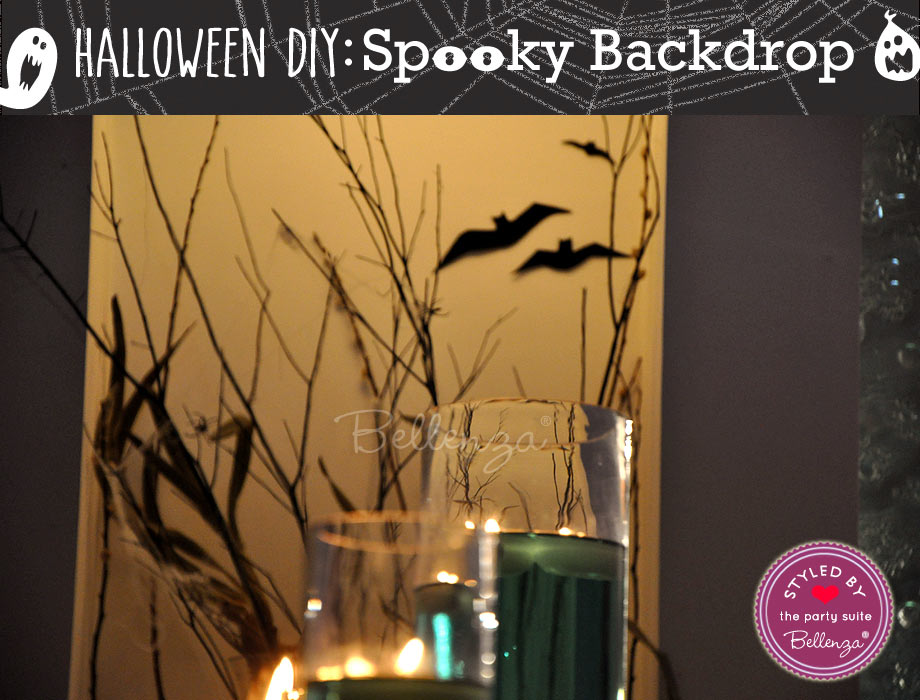 Eerie Entryway Decor for a Halloween