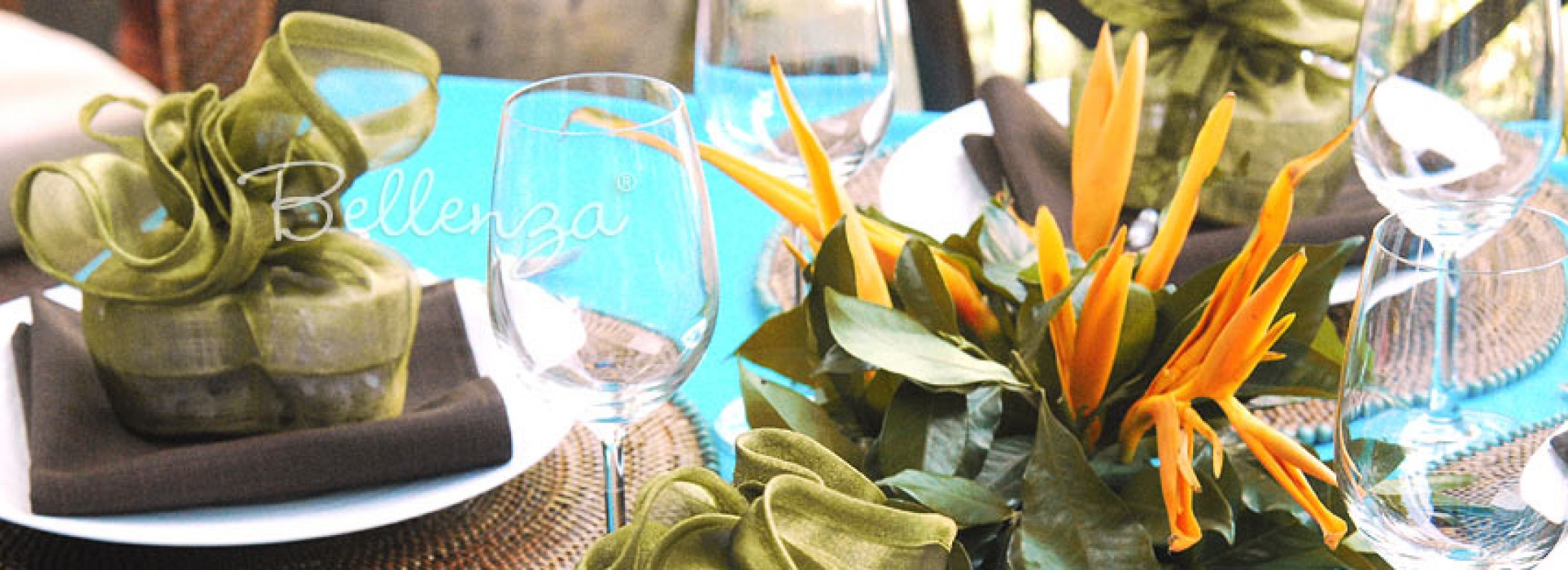 Summer table styling inspiration