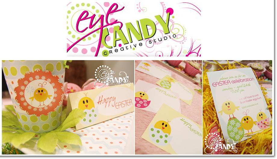 Eye Candy Creative Studio DIY Party