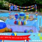 Beach Ball Summer Pool Party, by Grey Grey Designs // a Bellenza Featured Party