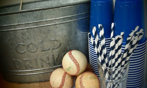Hit a Home Run: Ideas for a Baseball Themed Birthday
