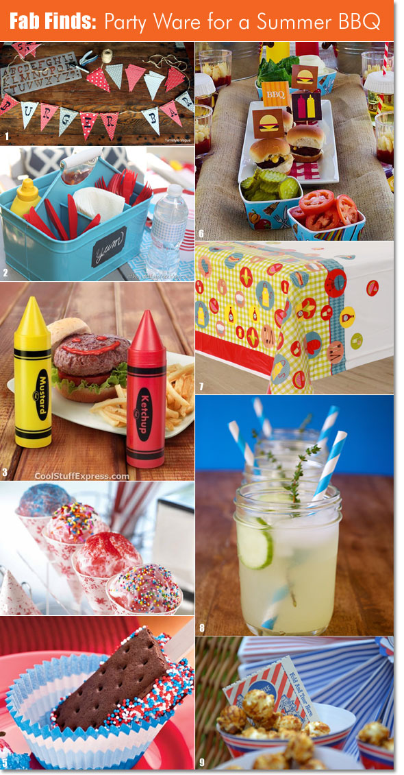 Light Up the Grill: A Summer BBQ Party Kids Will Love! - Unique ...