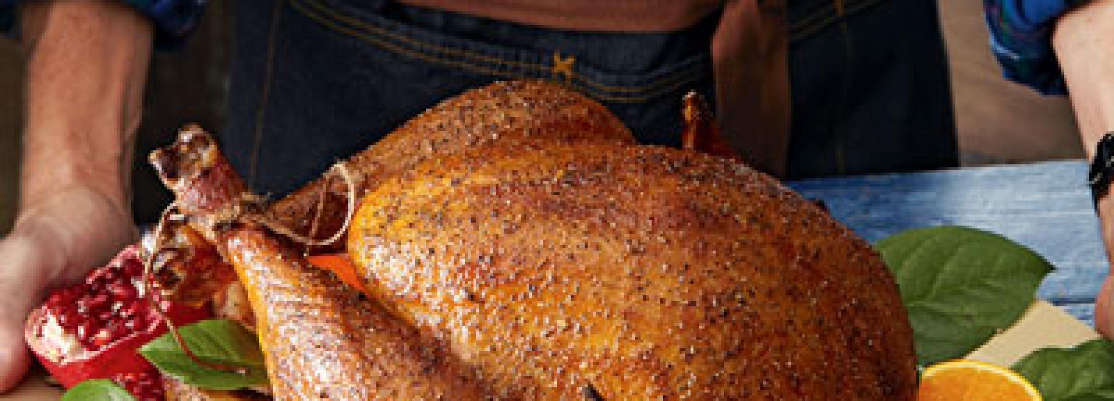 Cajun fried turkey from Neiman Marcus