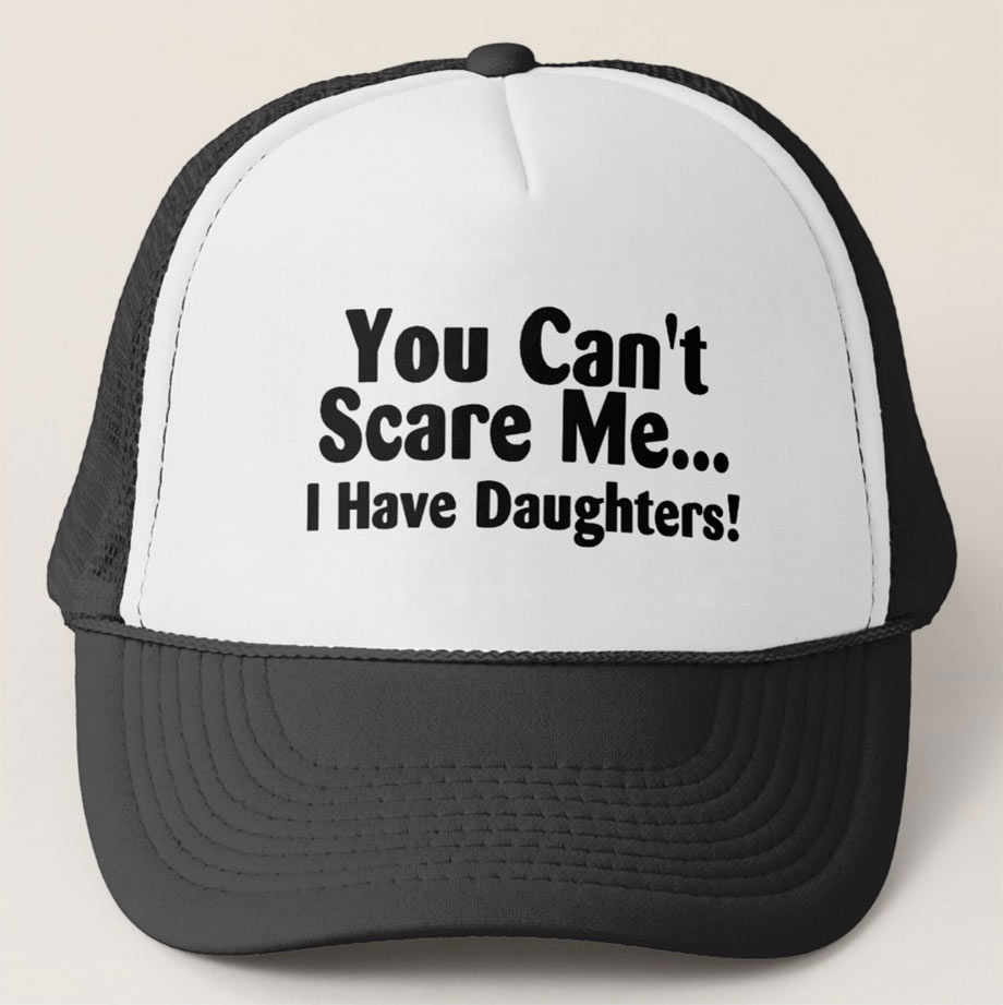A trucker's hat for father's day