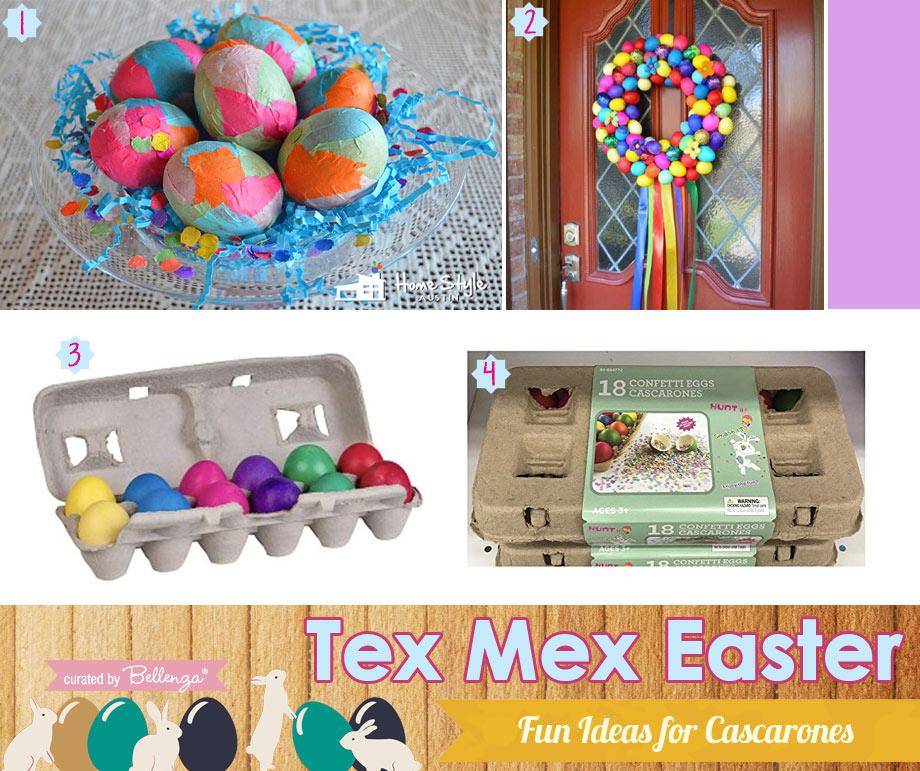 Cascarones for Easter Crafts