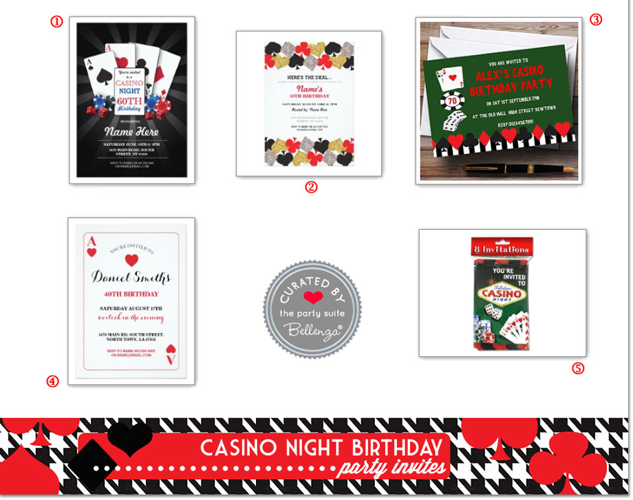 Casino Night Birthday Party For Adults Budget Friendly Yet Stylish