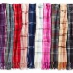 3 - Cejon woven scarf