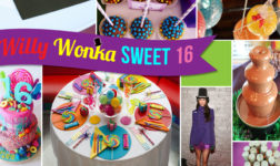 Charlie and the Chocolate Factory Sweet 16