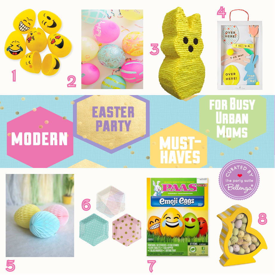 Modern Easter Party Buying Guide for Busy Urban Moms