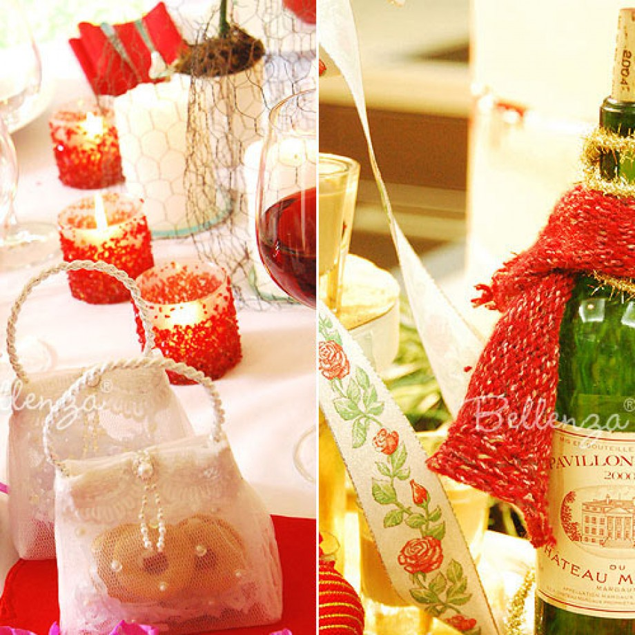 how to upcycle old clothes into Christmas decorations