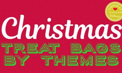 Make Your Own DIY Christmas Treat Bags