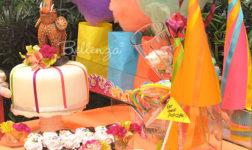 Circus Themed DIY Cake