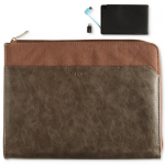2 - Dopp Portfolio Clutch with Power Bank