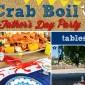 Crab Boil Cookout Party Ideas