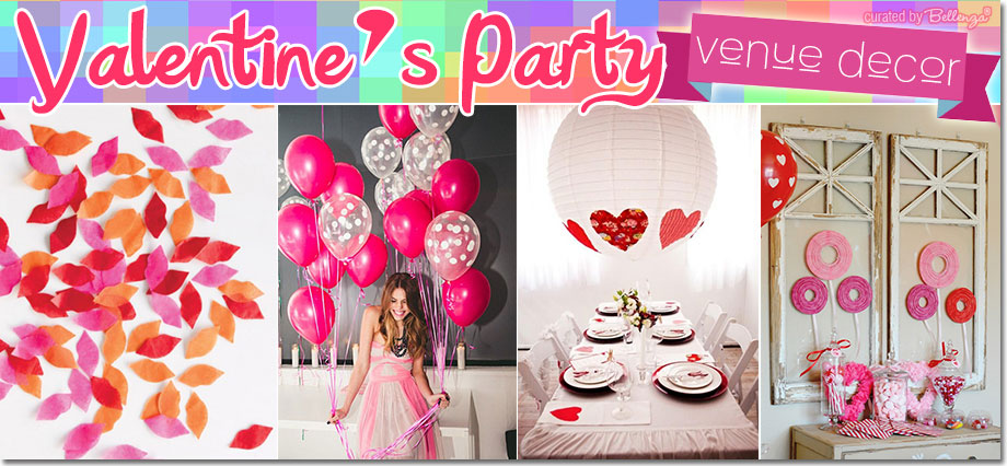 Valentine's Party Theme Ideas