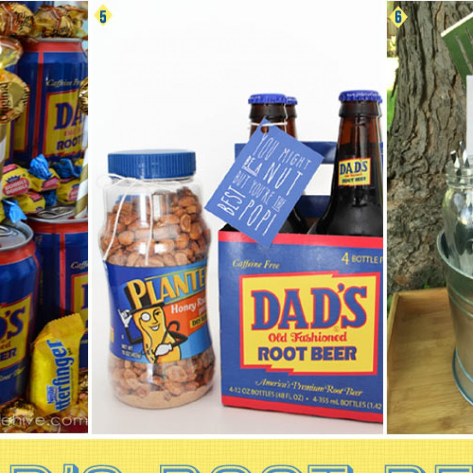 Dad's Root Beer-inspired Gift Ideas