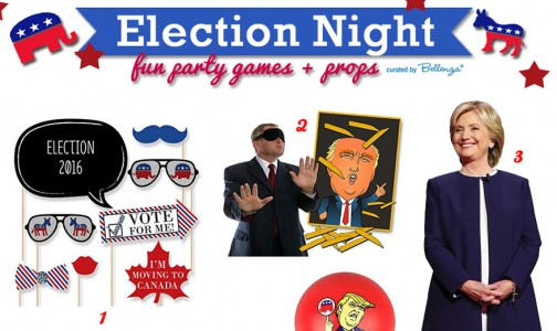 Election party games