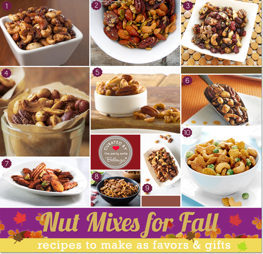 10 Flavorful Spiced Nuts Recipes