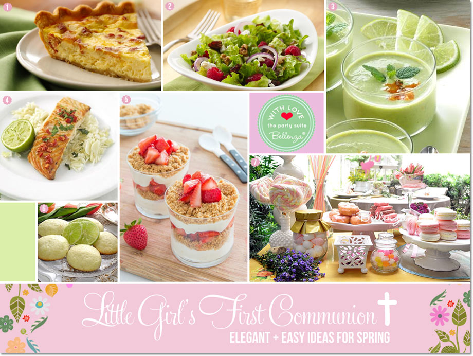 Communion Brunch or Lunch Menu Ideas