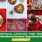 Christmas Around the World Lebkuchenherzen (German Gingerbread Hearts)