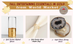 Fall party essentials from World Market