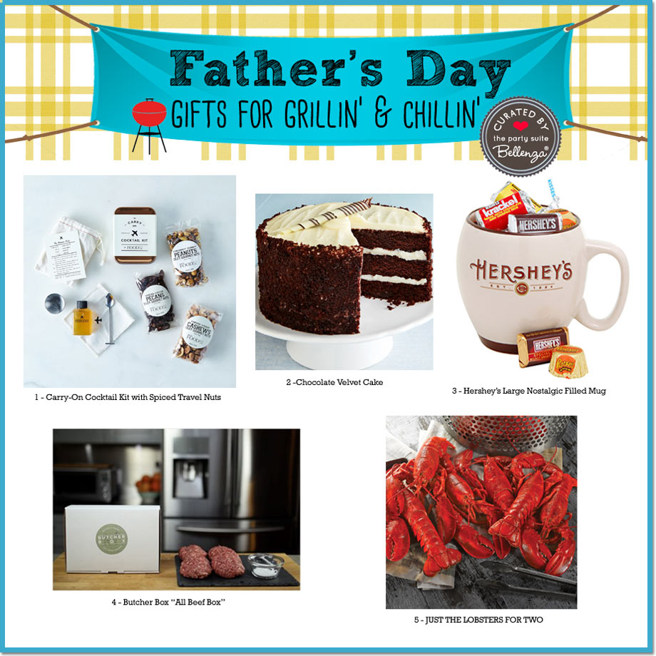 Edible Gift Ideas for Grillin' and Chillin' Father's Day | Bellenza