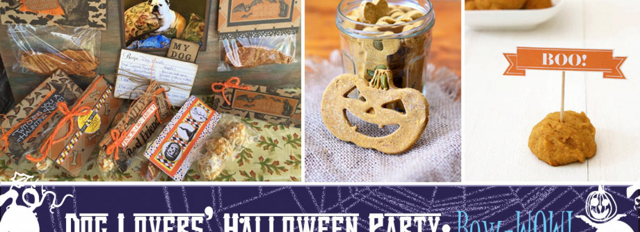 A Party Planning Guide for a Dog Lovers' Halloween Party
