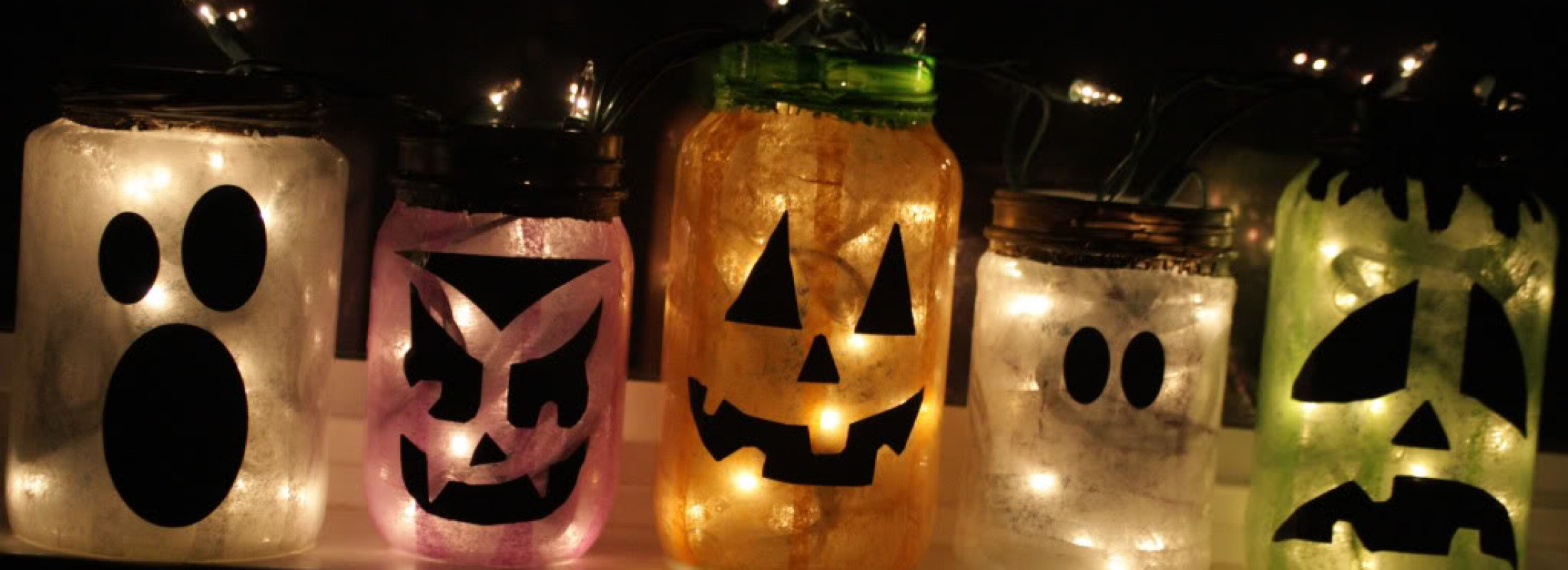 homemade halloween fun crafts that are simple - Homemade Halloween Party Decorations