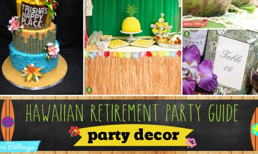 Hawaiian Retirement Party Guide by Bellenza