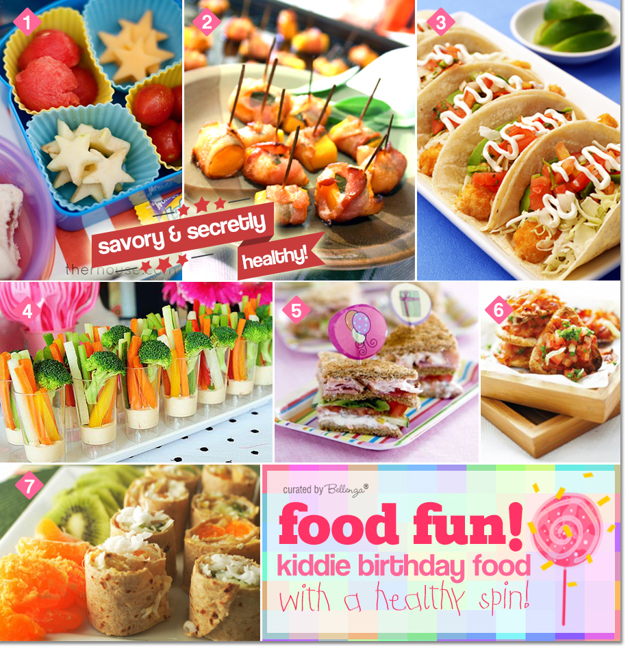 Birthday Party Dinner Ideas For Kids Part - 41: Pinterest